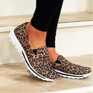 Skechers Shoes | Leopard Print Skechers